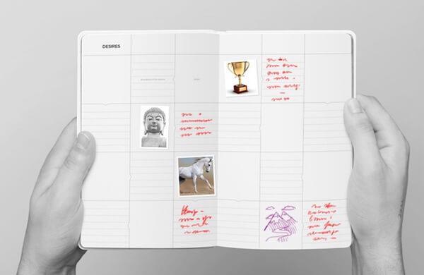 креативный ежедневник