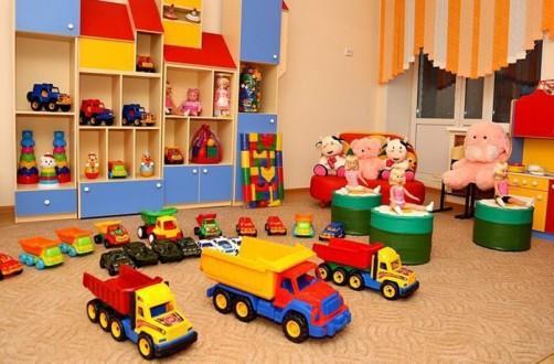 игрушки в детский сад