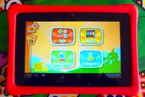 Детский планшет - яркое решение