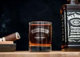 Именной стакан для виски